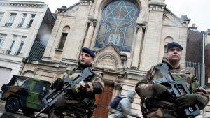 Az európai zsidóság miatt aggódik az Európai Bizottság elnöke
