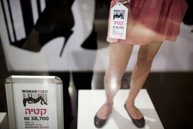 Izraelben ezentúl nem a prostiuáltat, hanem az ügyfelet büntetik