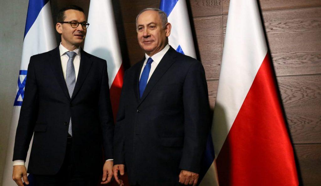 Köpködésig fajult a lengyelek és Izrael közötti feszültség