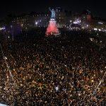 Több tízezren tüntettek az antiszemitizmus ellen Franciaországban