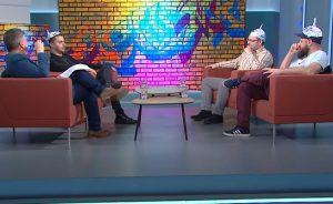 Zsidózva gúnyolódtak egy jobbikos képviselőn az Echo TV-ben