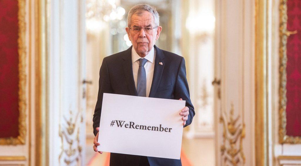 Ausztria vállalja az osztrák államot érintő felelősséget a holokausztért