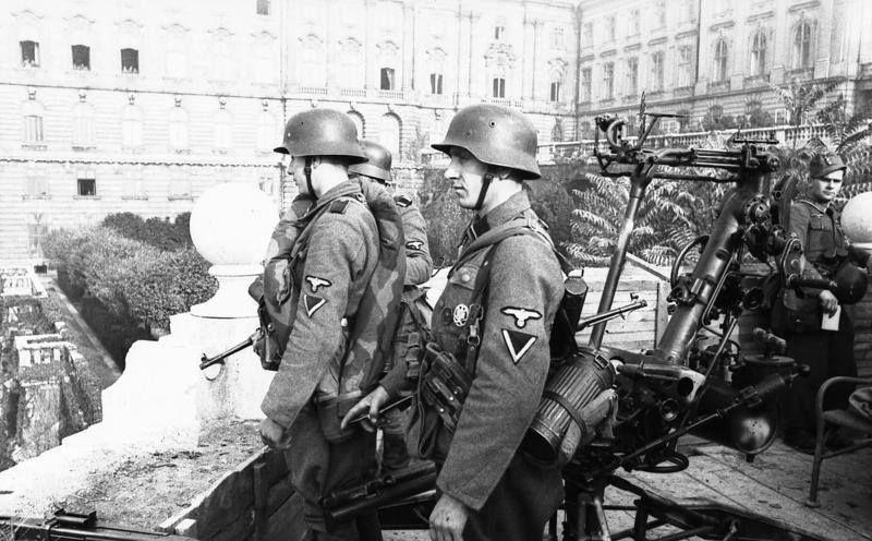 A mai napig kapnak nyugdíjat Németországból az SS korábbi magyar katonái
