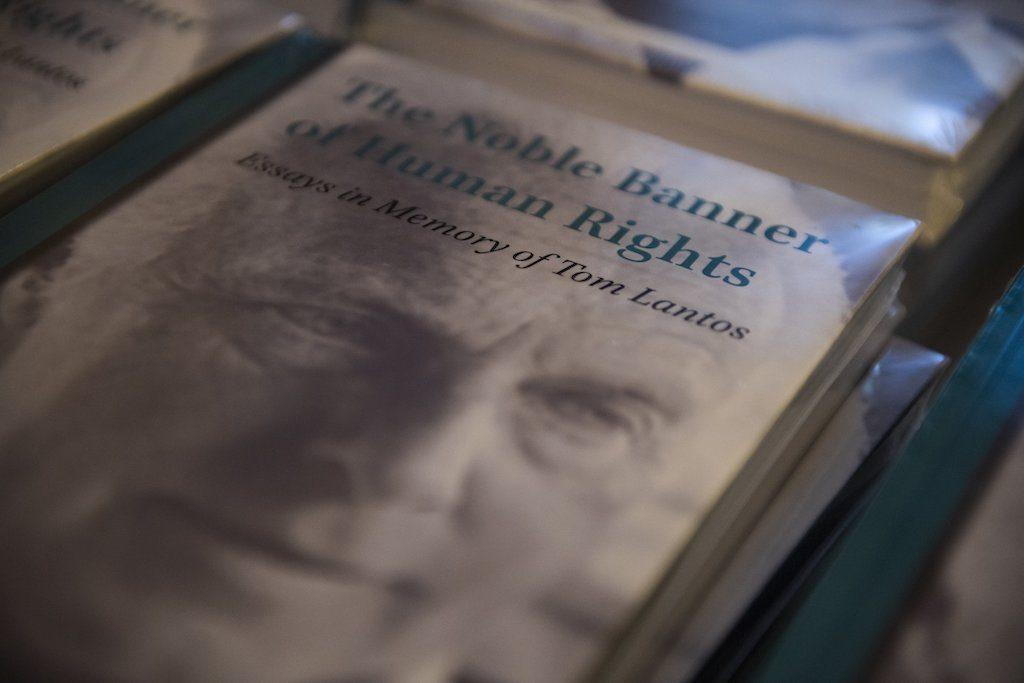 Könyv jelent meg Tom Lantosról születésének 90. évfordulója alkalmából