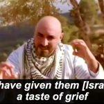 A tévében ünnepli a fiatal zsidó lány meggyilkolását a Palesztin Hatóság