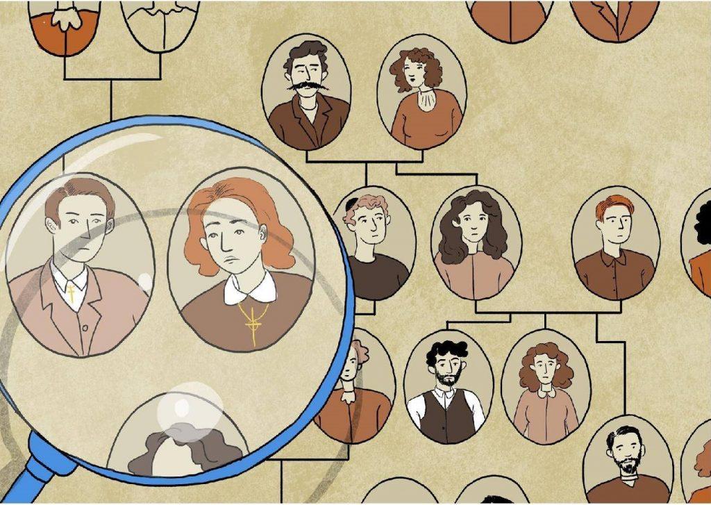 Zsidó családfa-kutatás és genetika