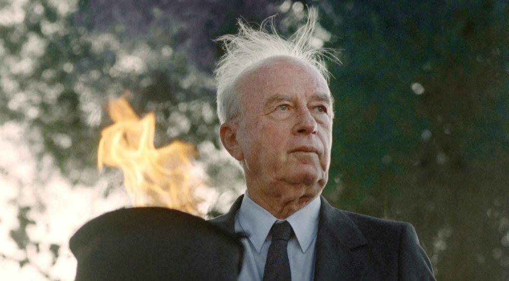 Jichák Rabinról neveznének el parkot Zuglóban