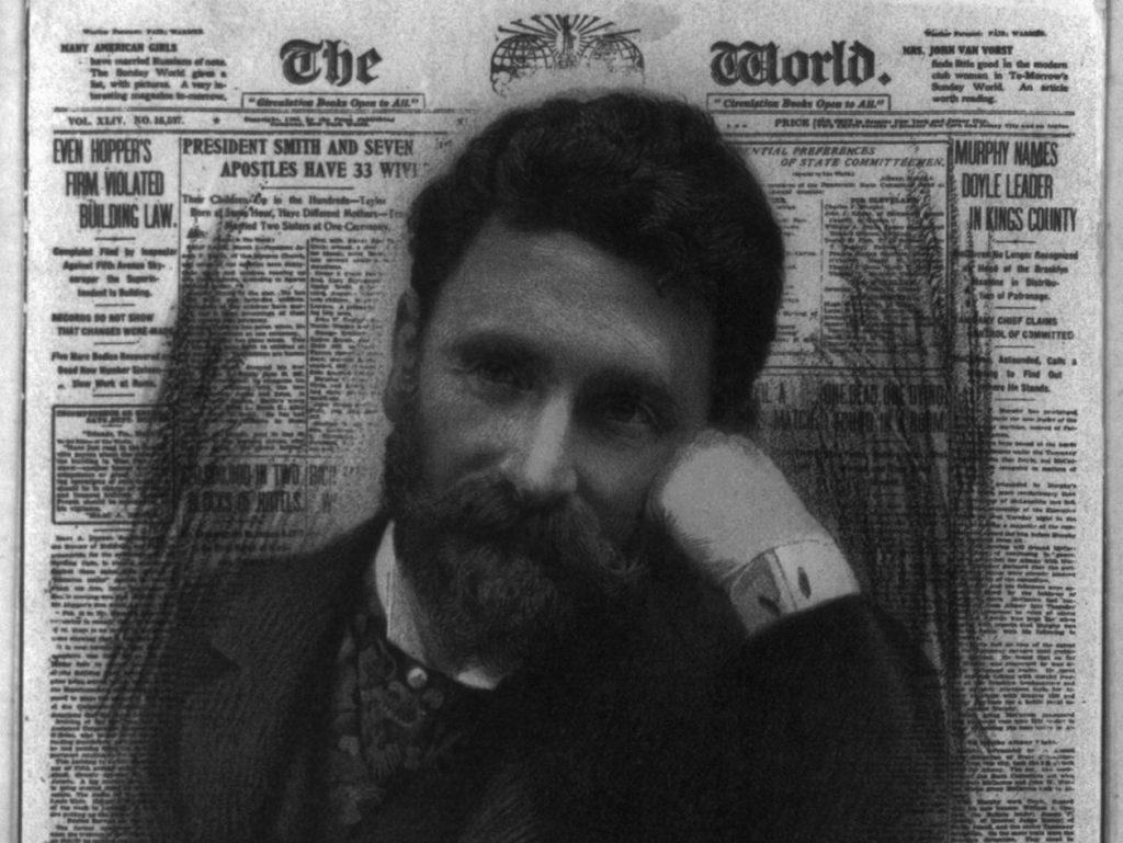 Egy magyar zsidó emigráns, aki még az amerikai elnököt sem kímélte