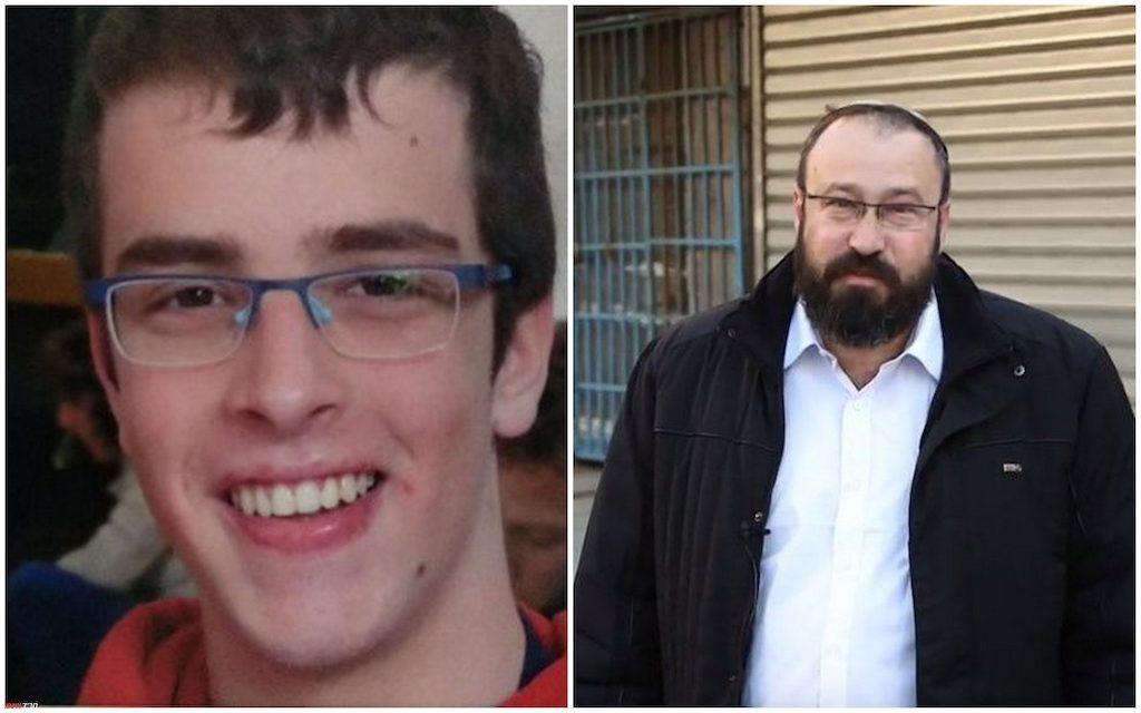 12 gyermekes rabbi a ciszjordániai merénylet második áldozata
