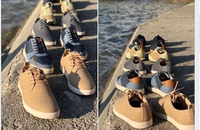 Nem volt a legjobb ötlet a Duna-parton cipőket fotózni