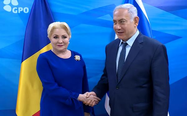 Románia áthelyezi izraeli nagykövetségét Jeruzsálembe?
