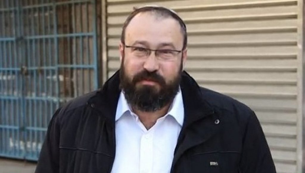 Megmentette egy nő életét a hős rabbi, a nő családja róla nevezte el az unokáját