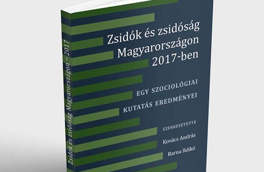 Online is elérhető a magyar zsidóságról készült tanulmánykötet