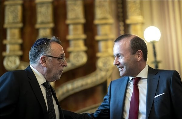 Heisler: nem az antiszemitizmusra vezethetők vissza a kormánnyal fennálló viták