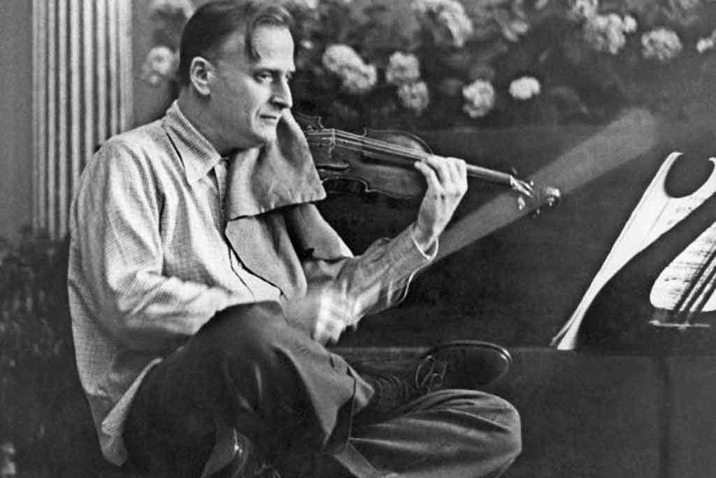 Húsz éve halt meg Yehudi Menuhin, minden idők egyik legnagyobb hegedűművésze