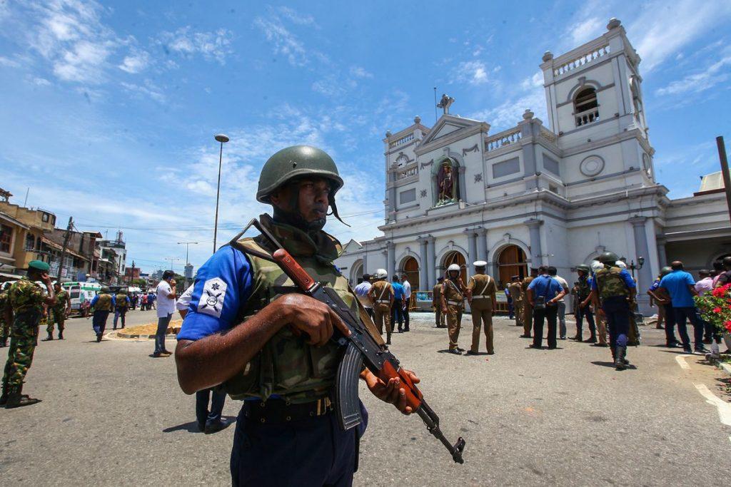 Izrael segítséget ajánlott fel a terror sújtotta Srí Lankának
