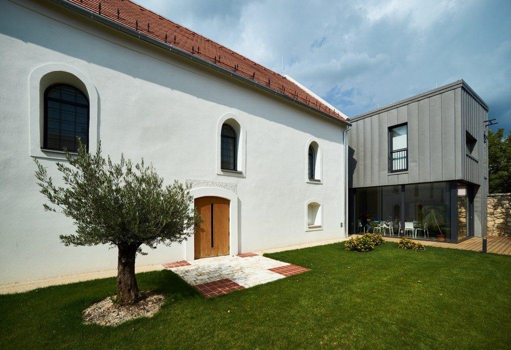 Műemlékvédelmi díjat kapott a balatonfüredi Zsidó Kiválóságok Háza