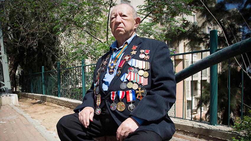 Meghalt az utolsó zsidó partizánparancsnok