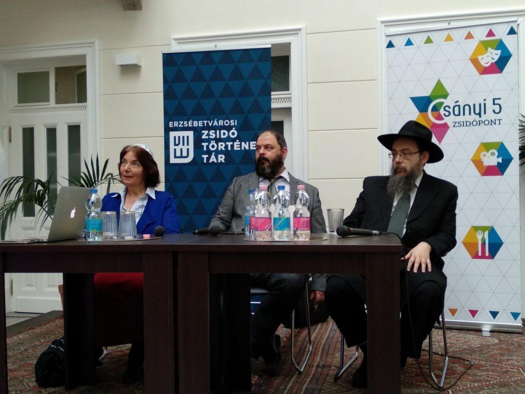 Még sosem volt ennyire megosztott a hazai zsidóság