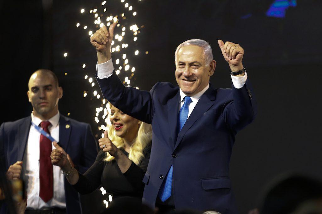 Ismét Netanjahu marad hatalomban