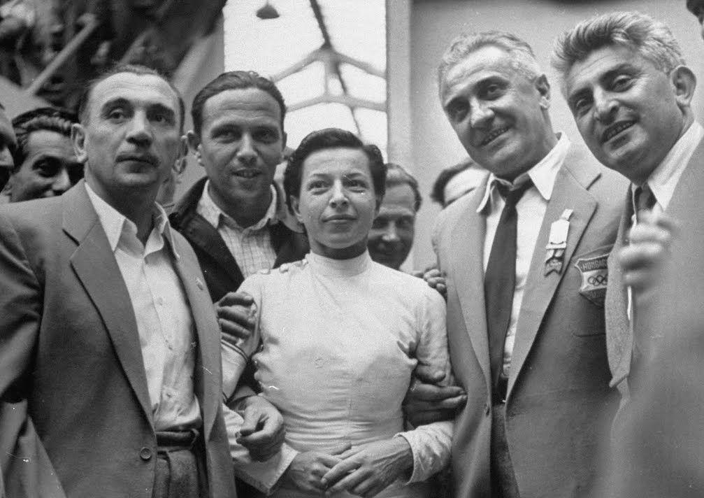 Magyar zsidó sportolókról nyílt kiállítás New Yorkban