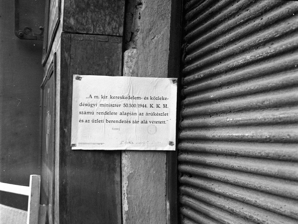 Mire a deportálásokra sor került, már nem emberi lényként kezelték a zsidó polgárokat