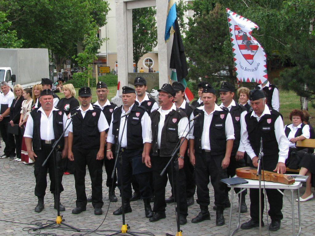 Felélesztené a Magyar Gárda szellemiségét a Mi Hazánk Mozgalom