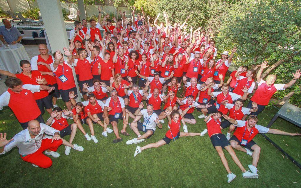 Bridzsben, vívásban és vízilabdában érhet el jó eredményt a magyar csapat a Maccabi Európa Játékokon
