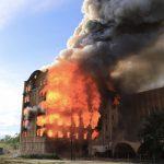 Zsidó családok tették naggyá a század elején a most leégett békéscsabai malmot