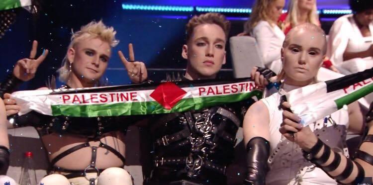 Eurovízió: Hollandia győzött, az izlandiak provokáltak