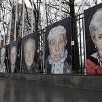 Bécs: horogkereszttel torzították el holokauszt túlélők fotóit