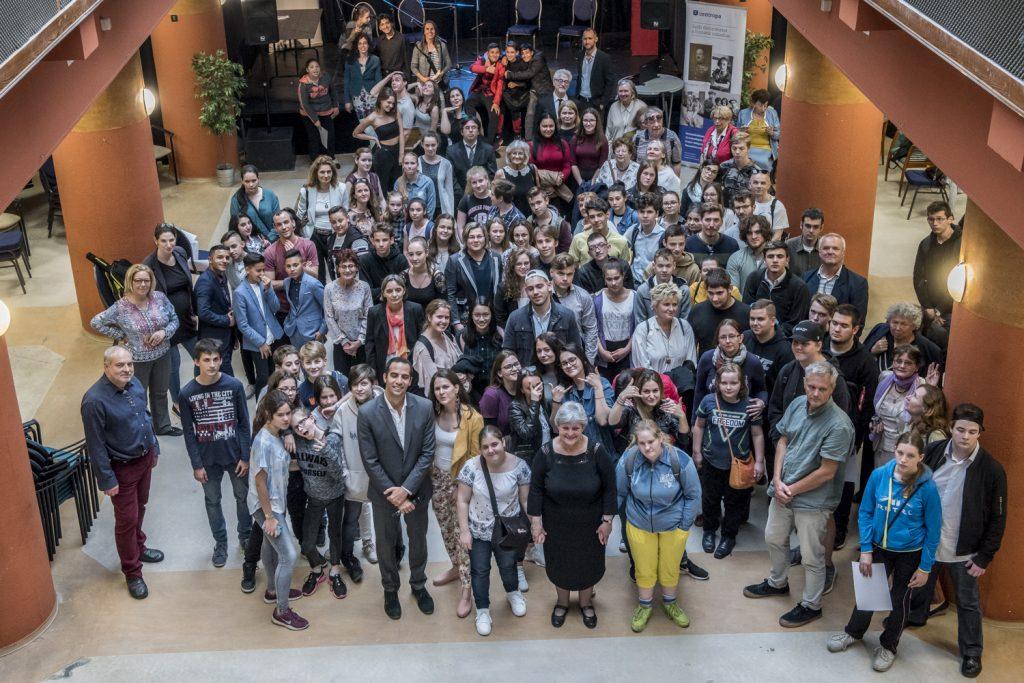 Keleti Ágnesről szóló kisfilmet is díjaztak a Centropa éves eseményén