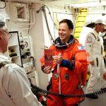 Csodával határos módon maradt meg az izraeli űrhajós naplója