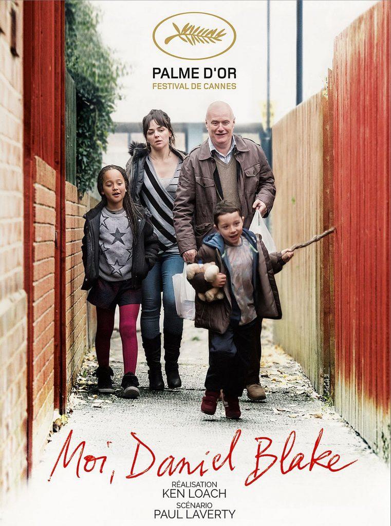 Én, Daniel Blake (I, Daniel Blake) – Emberi jogi filmklub a Bálint Házban