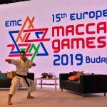 A sportági szakszövetségek segítik a Maccabi Európa Játékok rendezését