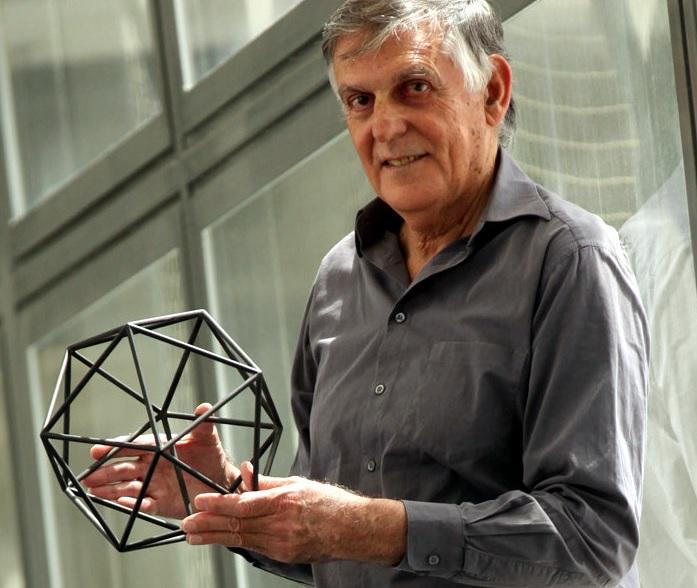 Nobel-díjas izraeli tudós Budapesten kapott elismerést