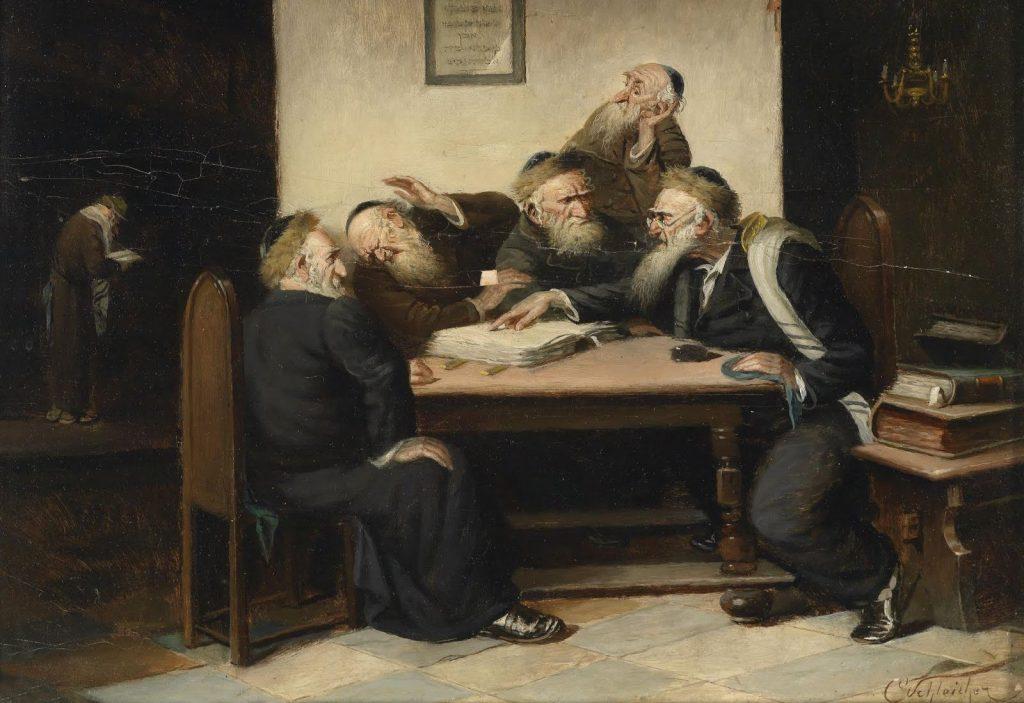 Hamarosan magyarul is elérhetőek lesznek a Talmud bölcsességei