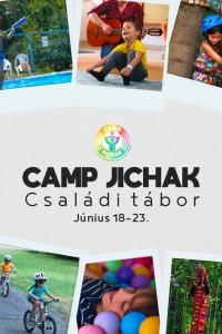 Camp Jichak – Családi tábor CSALÁD 2. turnus