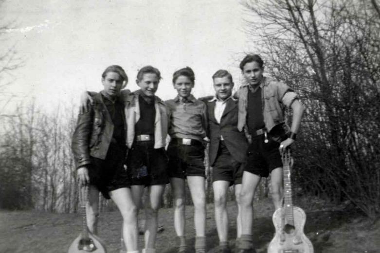 A náciellenes tinédzserek, akik Hitlerjugendeseket vertek és jazz-re táncoltak