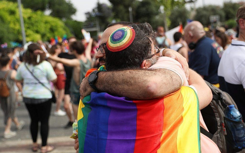 Több ezren vesznek részt a jeruzsálemi pride felvonuláson