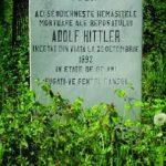 A bukaresti zsidó temetőben nyugszik Adolf Hittler