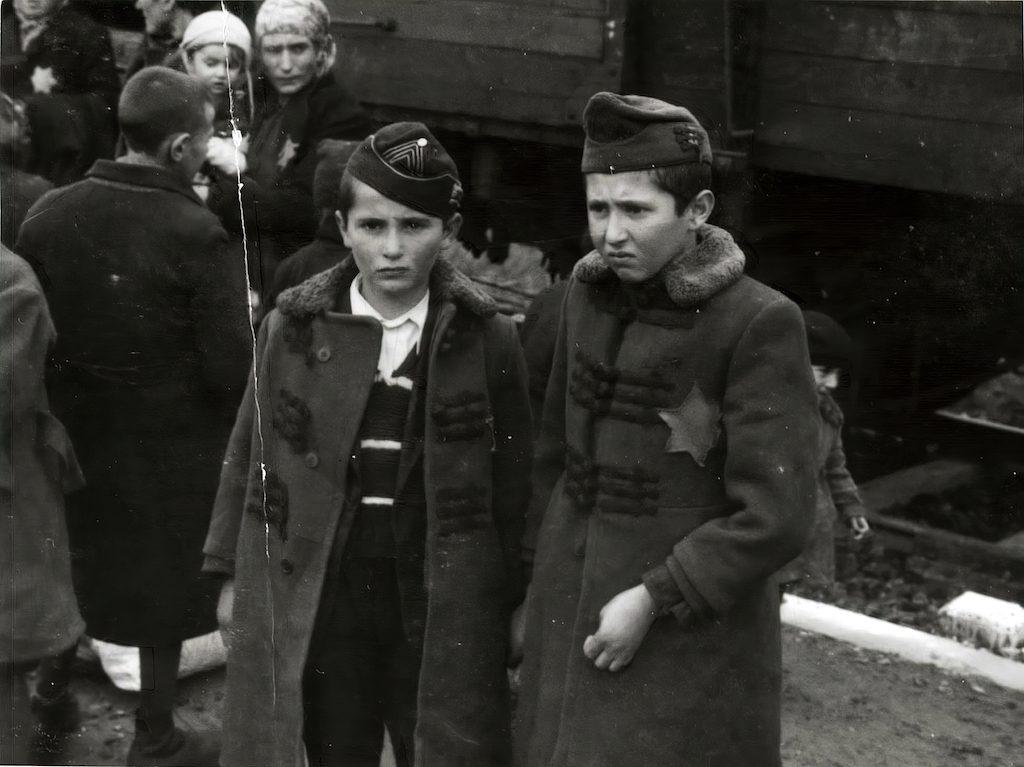 Új weboldalon gyűjtik össze a magyar holokausztról készült fotókat