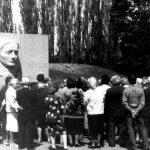 A holokausztban meggyilkolt zsidók tömegsírjára építkeznének Ukrajnában