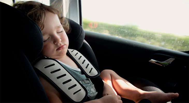 Izraeli találmány mentheti meg a jövőben a forró autóban felejtett gyerekek életét