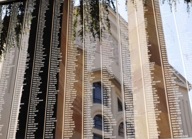 Hatalmas nemzetközi kutatási anyag vált hozzáférhetővé 1933-45-ről a Holokauszt Emlékközpontban