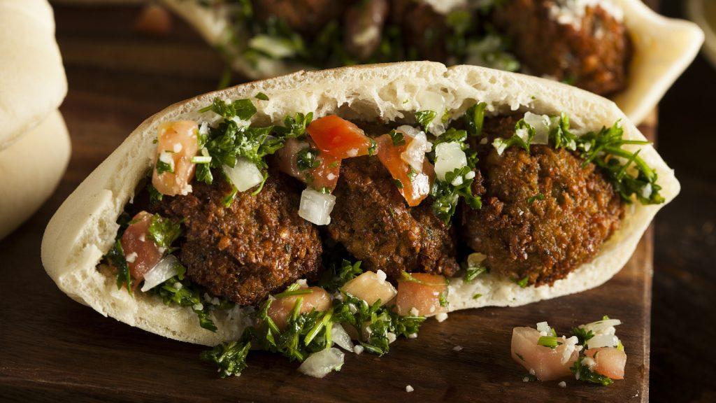 Izrael nemzeti ételét ünnepli ma a Google keresője