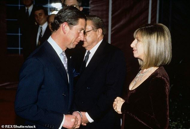 Barbra Streisand: én lehettem volna az első zsidó hercegnő