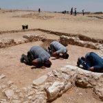 Ritka közel-keleti leletre bukkantak izraeli régészek