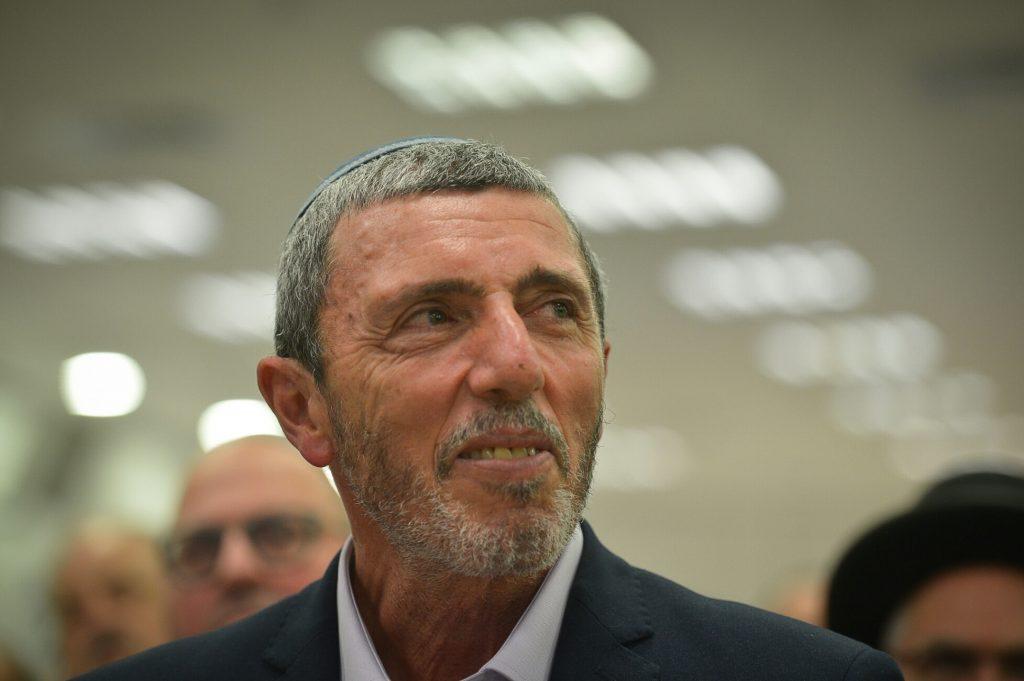 A holokauszthoz hasonlította a vegyesházasságokat egy izraeli miniszter