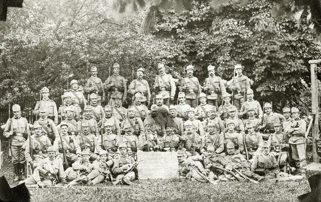 Zsidóságuk és magyarságuk is fontos volt az I. világháborúban harcoló zsidó katonáknak